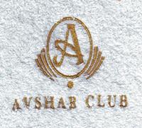 Махровые полотенца с логотипом вышивка